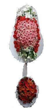 çift katlı düğün açılış sepeti  Kırklareli online çiçekçi , çiçek siparişi
