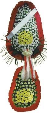 Çift katlı düğün açılış çiçeği  Kırklareli çiçek siparişi sitesi