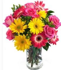 Vazoda Karışık mevsim çiçeği  Kırklareli güvenli kaliteli hızlı çiçek