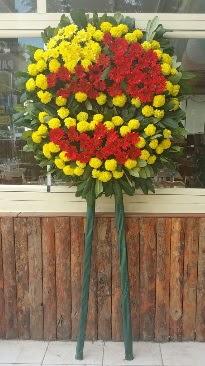 Cenaze çelengi çiçek modeli  Kırklareli internetten çiçek satışı