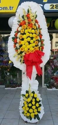 Çift katlı düğün nikah açılış çiçeği  Kırklareli internetten çiçek siparişi