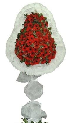 Tek katlı düğün nikah açılış çiçek modeli  Kırklareli çiçekçi telefonları