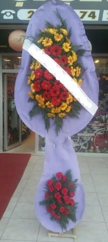 Çift katlı nikah düğüne çiçek modeli  Kırklareli İnternetten çiçek siparişi