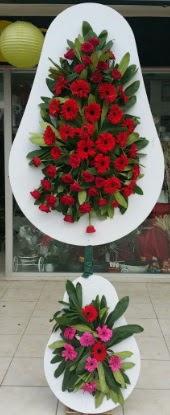 Çift katlı düğün nikah açılış çiçek modeli  Kırklareli İnternetten çiçek siparişi