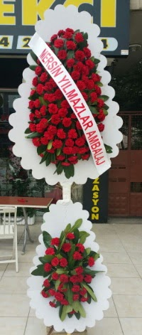 Çift katlı düğün nikah çiçeği modeli  Kırklareli kaliteli taze ve ucuz çiçekler