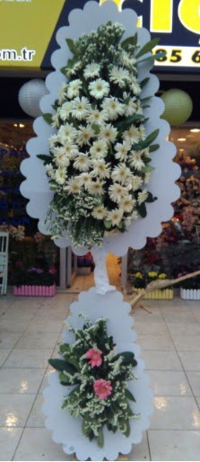 Çift katlı düğün nikah açılış çiçeği  Kırklareli hediye sevgilime hediye çiçek