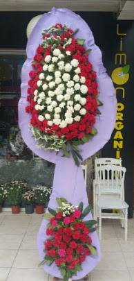 Çift katlı işyeri açılış çiçek modeli  Kırklareli çiçek mağazası , çiçekçi adresleri