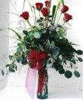 Kırklareli yurtiçi ve yurtdışı çiçek siparişi  7 adet gül özel bir tanzim