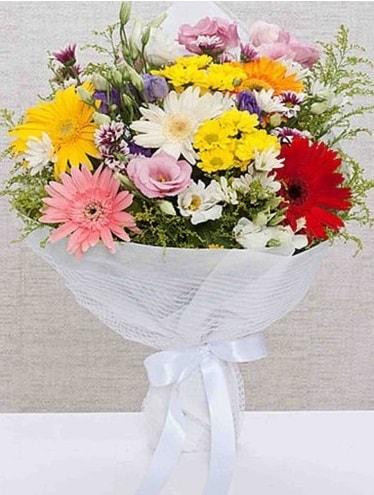 Karışık Mevsim Buketleri  Kırklareli çiçek mağazası , çiçekçi adresleri