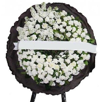 Cenaze çelengi çiçeği modelleri  Kırklareli online çiçekçi , çiçek siparişi