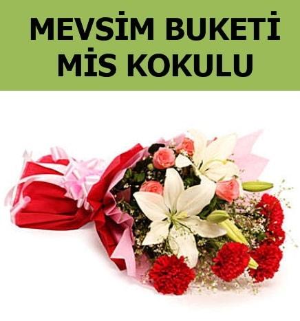Karışık mevsim buketi mis kokulu bahar  Kırklareli çiçek mağazası , çiçekçi adresleri