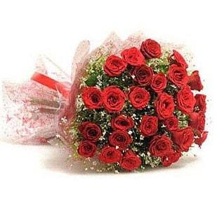 27 Adet kırmızı gül buketi  Kırklareli çiçek mağazası , çiçekçi adresleri