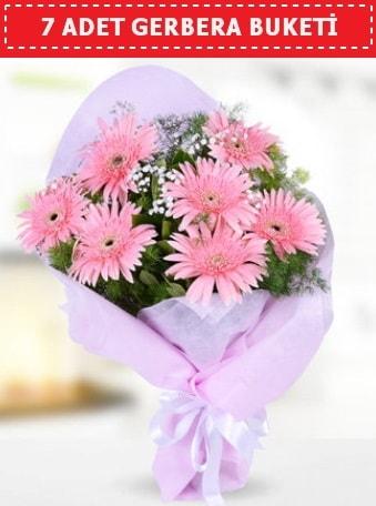 Pembe Gerbera Buketi  Kırklareli çiçek servisi , çiçekçi adresleri