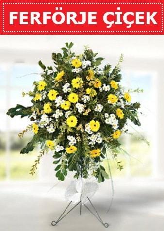 Ferförje çiçeği modeli  Kırklareli uluslararası çiçek gönderme
