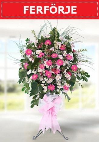 Ferförje düğün nikah açılış çiçeği  Kırklareli 14 şubat sevgililer günü çiçek