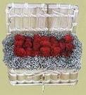 Kırklareli çiçekçi telefonları  Sandikta 11 adet güller - sevdiklerinize en ideal seçim